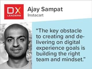 Ajay Sampat: DX Growth Is All About Team Synergy