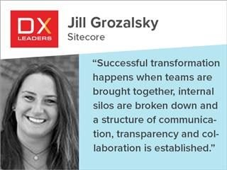 Jill Grozalsky: The Ideal Digital Experience – Agile, Responsive, Ever-Improving