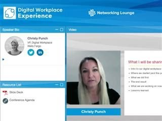 Six Takeaways from Digital Workplace Experience 2020