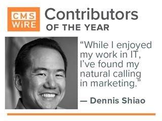 2020 Contributors of the Year: Dennis Shiao