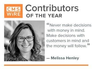 2020 Contributors of the Year: Melissa Henley