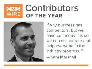 2020 Contributors of the Year: Sam Marshall