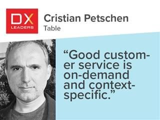 Cristian Petschen: Providing Great Service, Digitally
