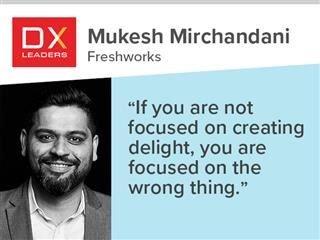 Mukesh Mirchandani: Leadership Strategies That Make Customer Service Delightful
