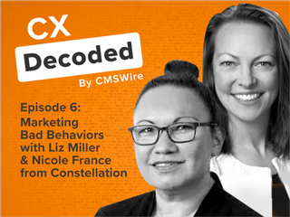 CX Decoded Podcast: Overcoming Marketing Bad Habits