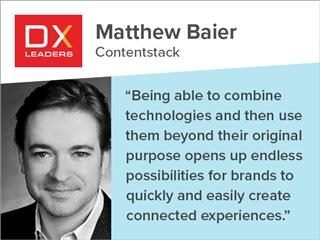 Matthew Baier: Companies That Simply Blast Out Digital Content Are Missing Out