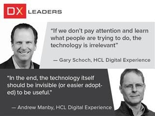 Gary Schoch and Andrew Manby: Start With the Problem You're Solving, Then Talk Tech
